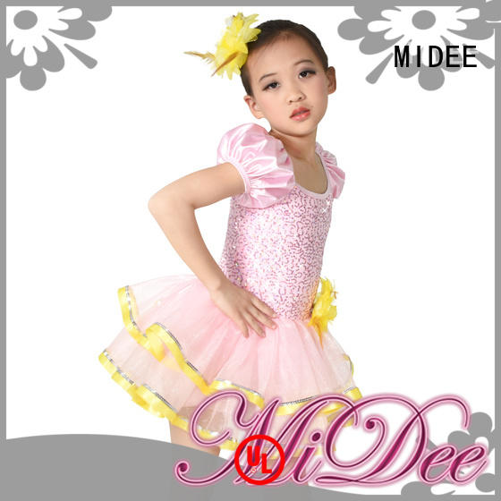 MIDEE lace ballet clothes for adults bulk production show
