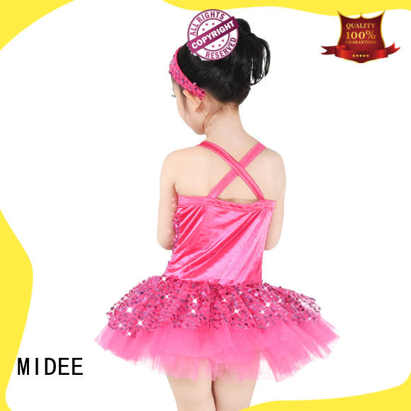 MIDEE adjustable ballet outfits bulk production show