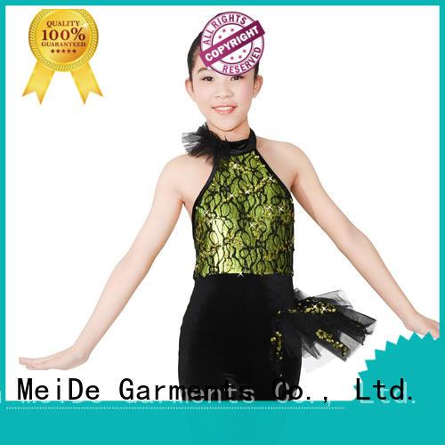 MIDEE tap dance costumes manufacturer dance school
