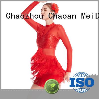 MIDEE floral jazz clothing customization dance school
