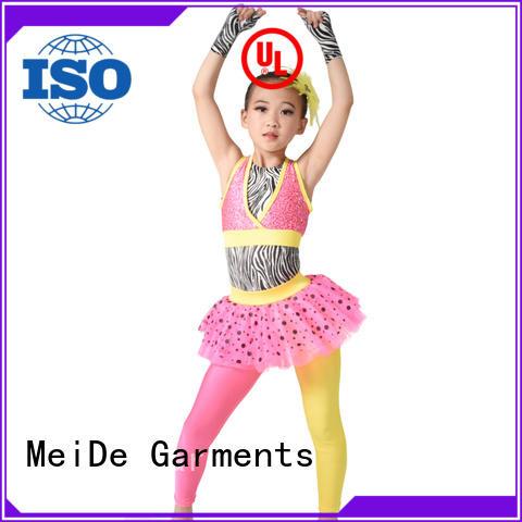 MIDEE anti-wear toddler ballet leotards factory price show