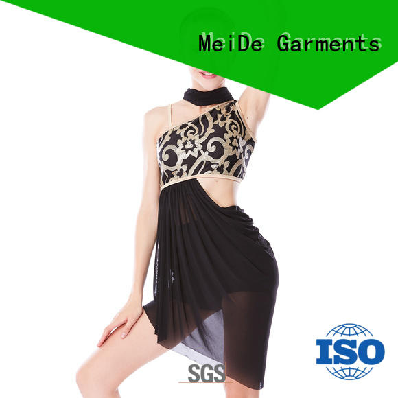 Breathable dance costume get quote events