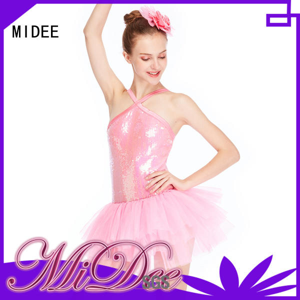 MIDEE comfortable ballet dress womens bulk production dance school