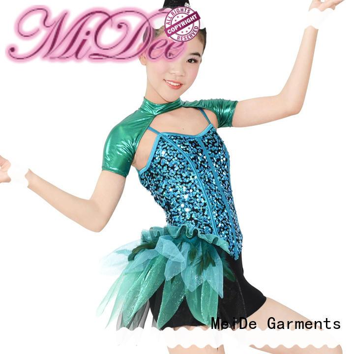 MIDEE odm jazz outfits customization show