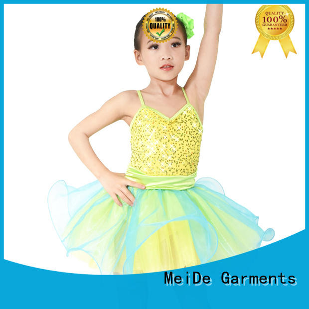 MIDEE anti-wear toddler ballet leotards factory price dancer