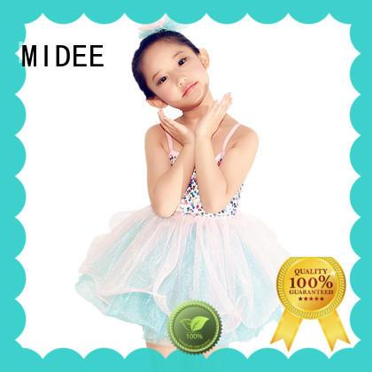 anti-wear kids ballet clothes black odm dance school