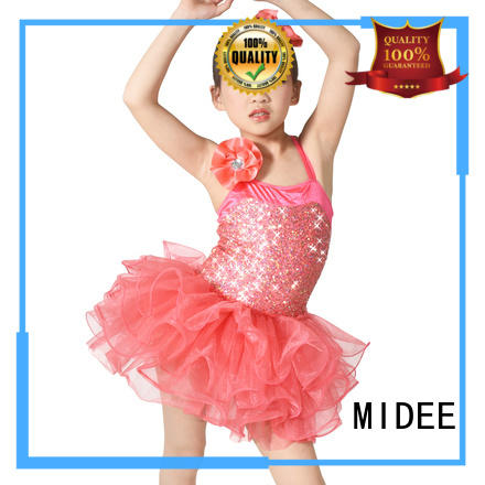 MIDEE portable dance costume supplier activities