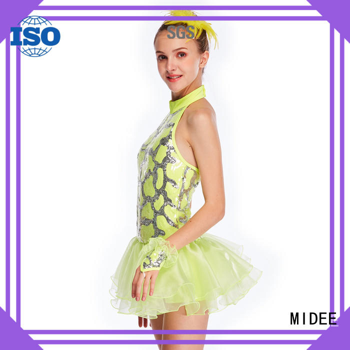 MIDEE comfortable womens ballet costumes one competition