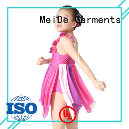 MIDEE leotard toddler ballet outfit factory price performance