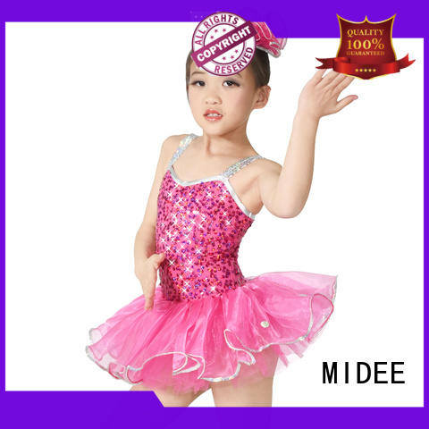 MIDEE adjustable ballet wear factory price Stage
