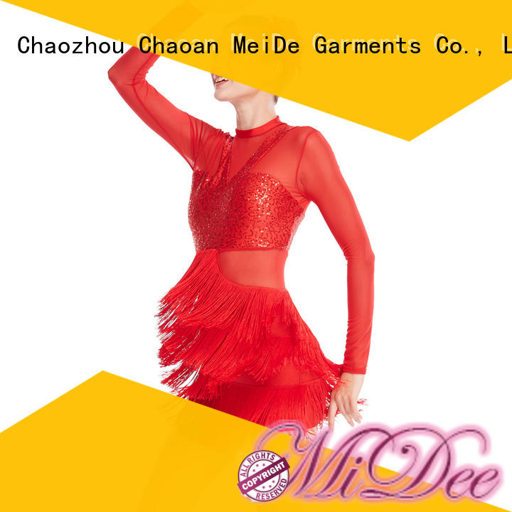professional dress jazz costumes dance solo skirt customization competition
