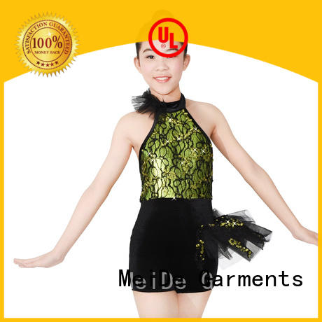 MIDEE fringes latin dance costumes manufacturer Stage