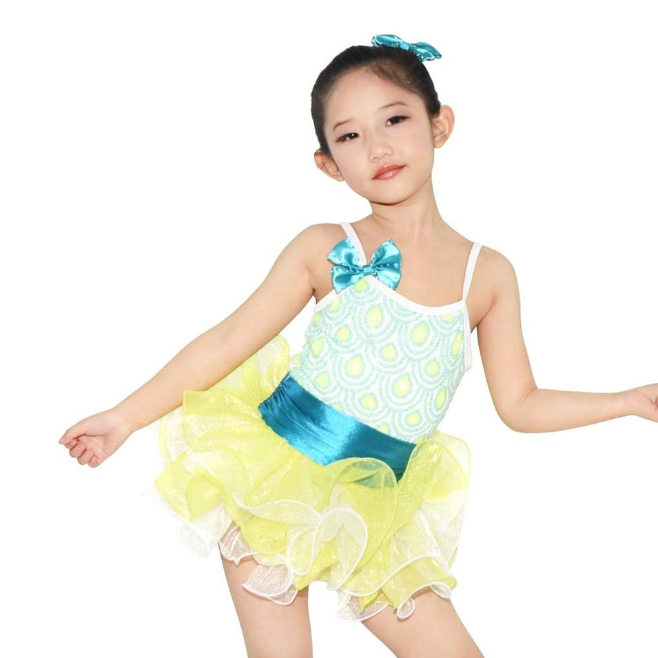 Children Ballet Tutu Dance Costumes Girl Party Dresses For Girls