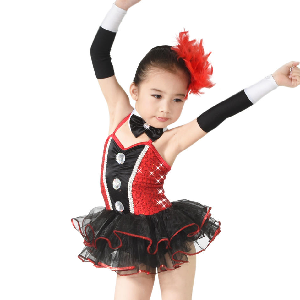Hot Sale Factory Dance Costumes Jazz Sequin Lyrical Dance Costumes  Ice Skating Dresses China