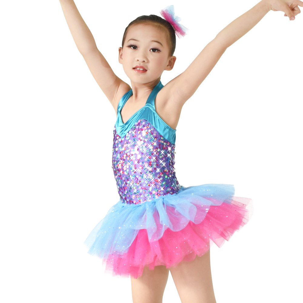 anti-wear kids ballet clothes performance factory price Stage-1