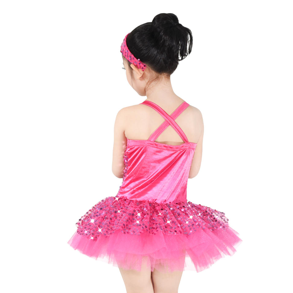 First Steps Dance Costume Brand Ballet Tutus Dress Stage Performance Wear Dresses for Girls