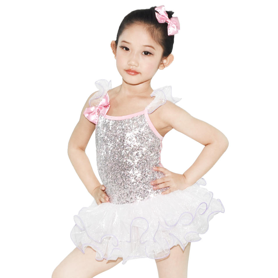MiDee Fancy Ballet Tutu Dance Dress  Flower Girls Costumes