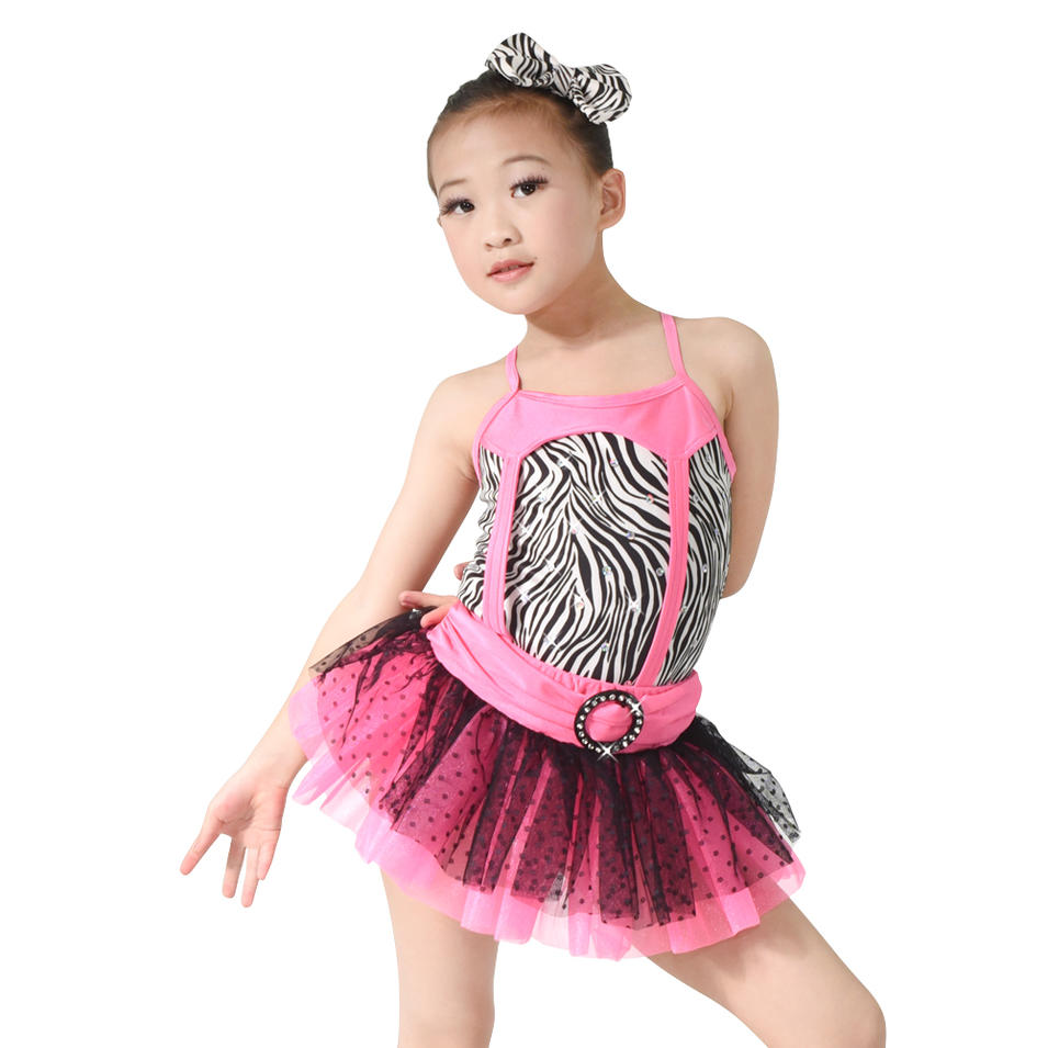 MiDee New Design Red School Dance Dress Polka Dots Costume For Kids