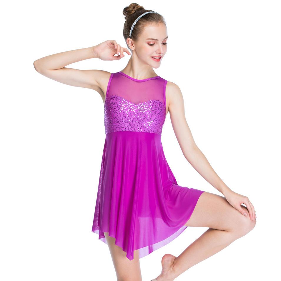 MiDee Modern Kids Belly Dance Costumes Girls Party Morden Dress