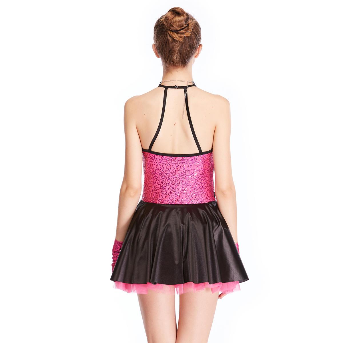 Girls Skirt Dance Dress Jazz And Stage Dance Costumes Jazz Dance Wear