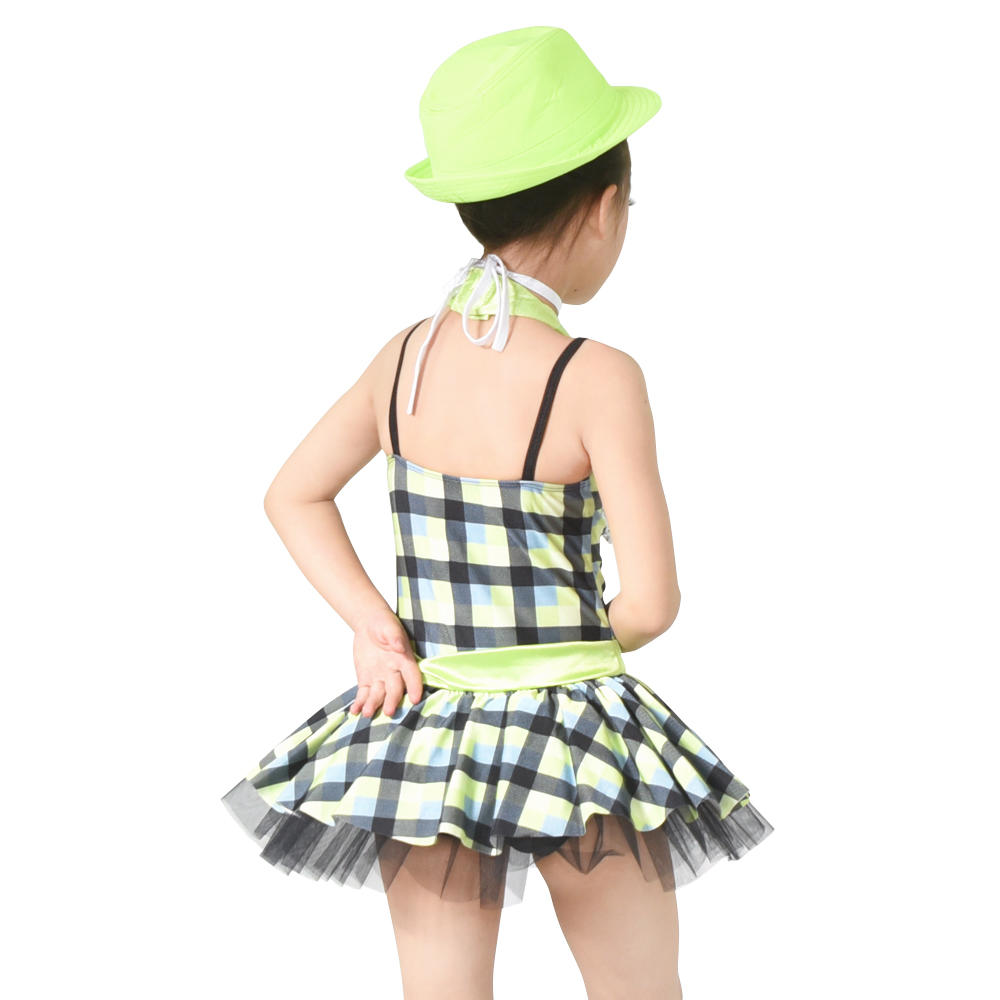 MiDee Hot Selling Hip HopTop Jazz  Dance Costume