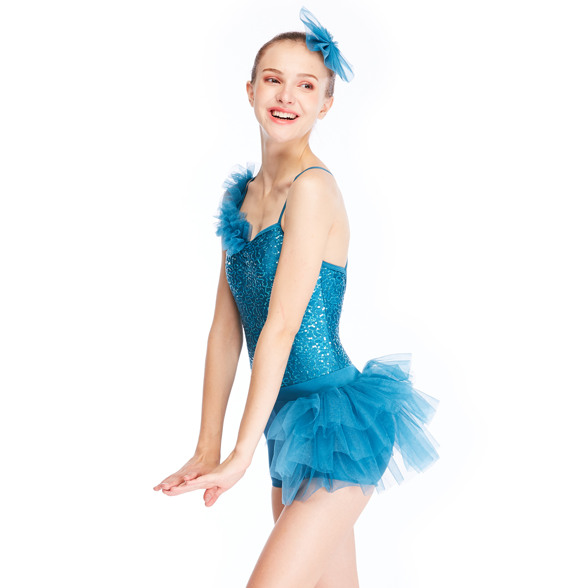 adjustable ballet attire shoulder factory price show-1