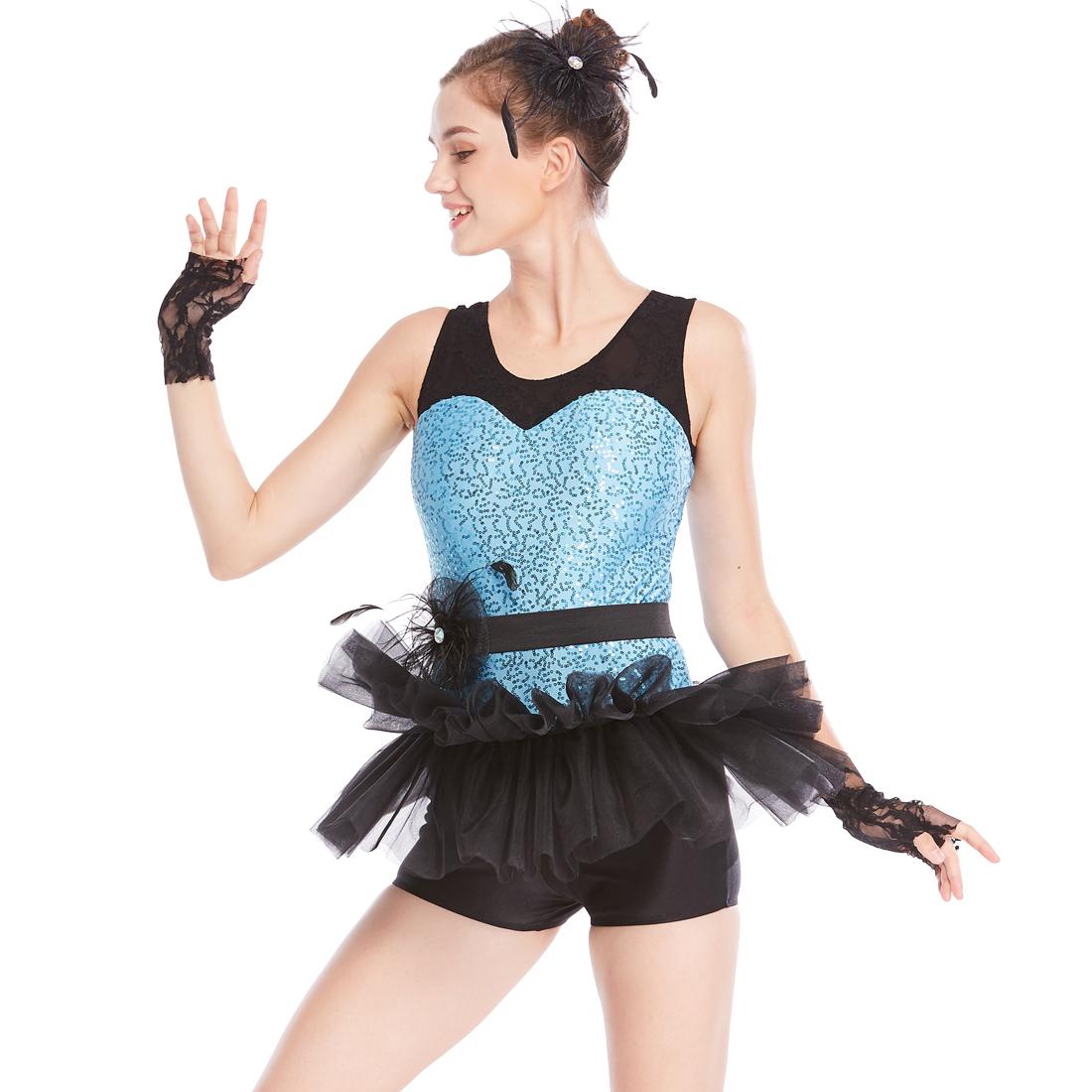 MIDEE durable dance costume get quote events-2