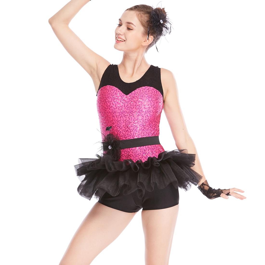 MIDEE durable dance costume get quote events-1
