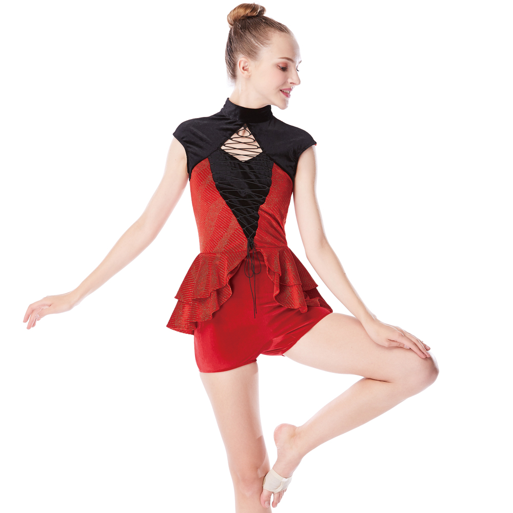 odm latin dance costumes wear for wholesale dancer-2