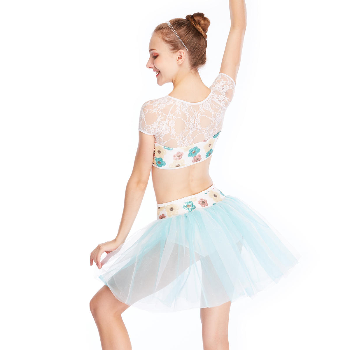 Performance Belly Dancer Clothes Costumes Adult Ballet Dress