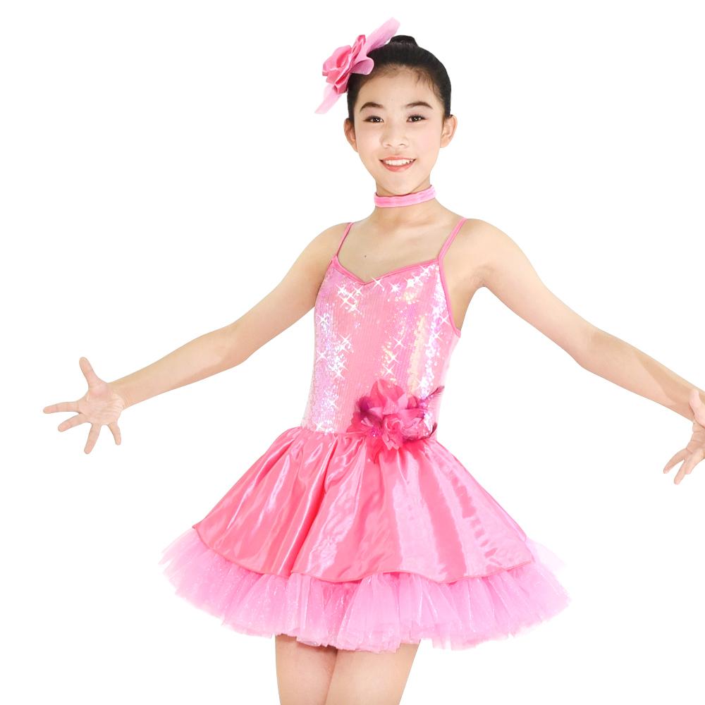 adjustable ballet dance costumes leotard odm Stage-2