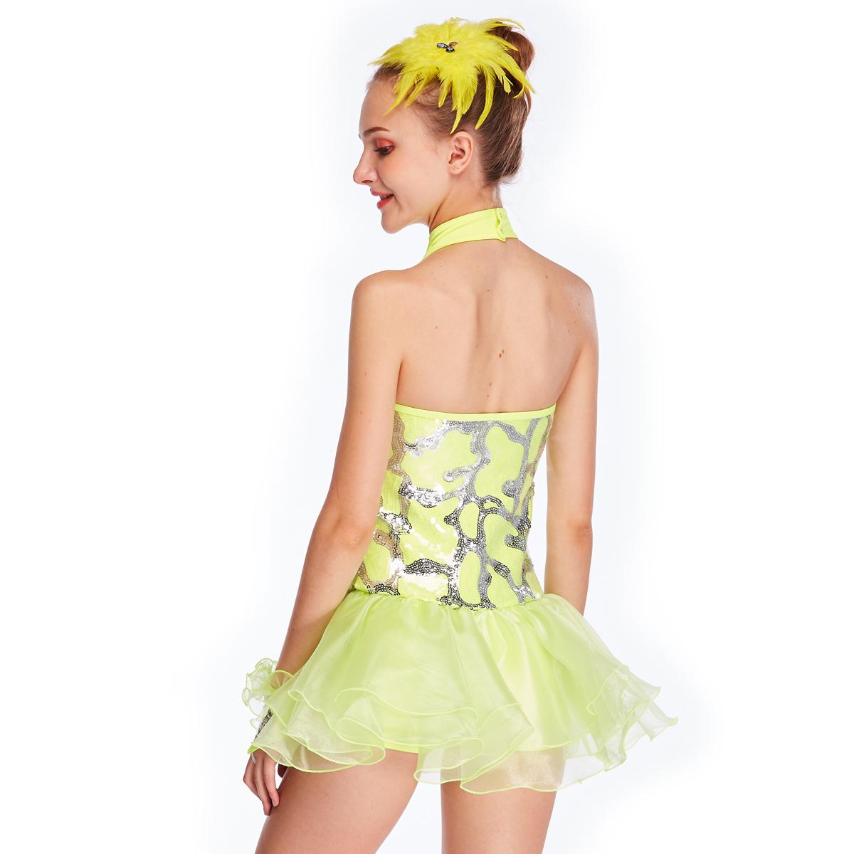 MIDEE comfortable ballet outfits factory price dance school-2