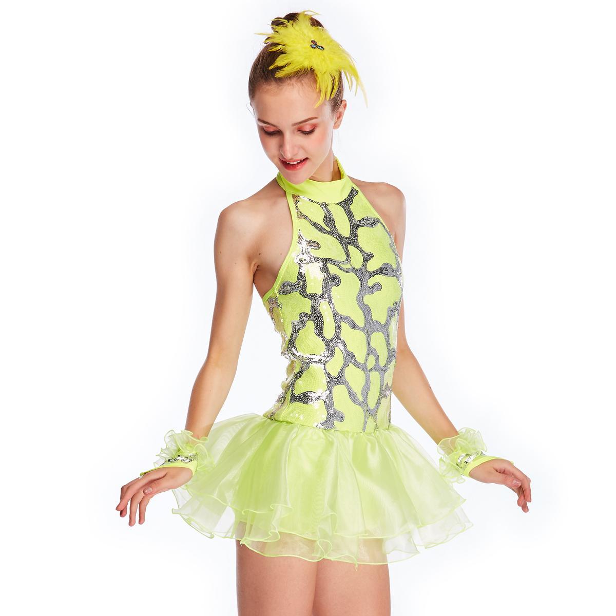 MIDEE comfortable ballet outfits factory price dance school-1
