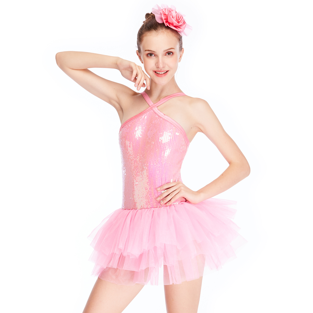 comfortable ballet outfits tutu factory price dancer-1