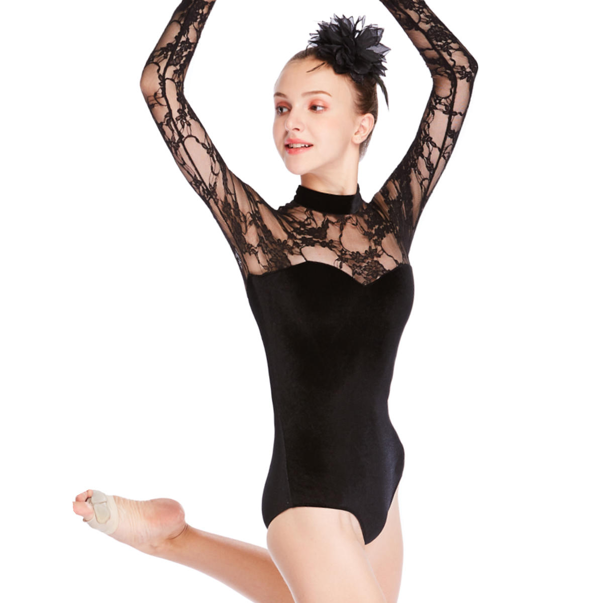 MiDee Ballroom Dress Dancer Clothes Line Dance Dresses