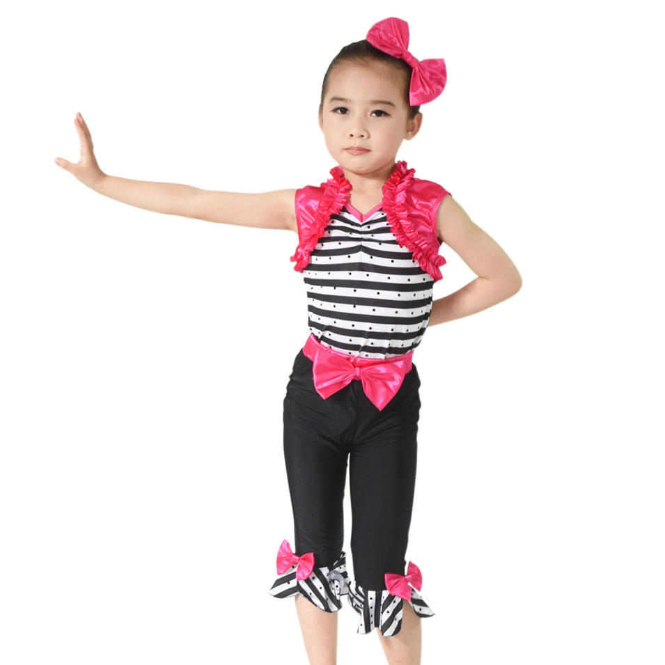 MiDee Modern Dance Costumes Girls Dancewear