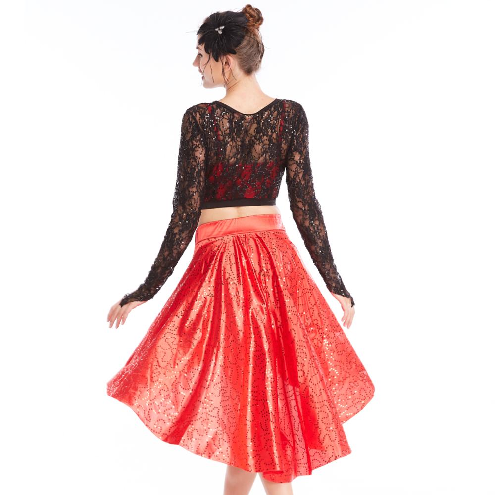 MIDEE wear jazz dance outfits manufacturer dance school-1