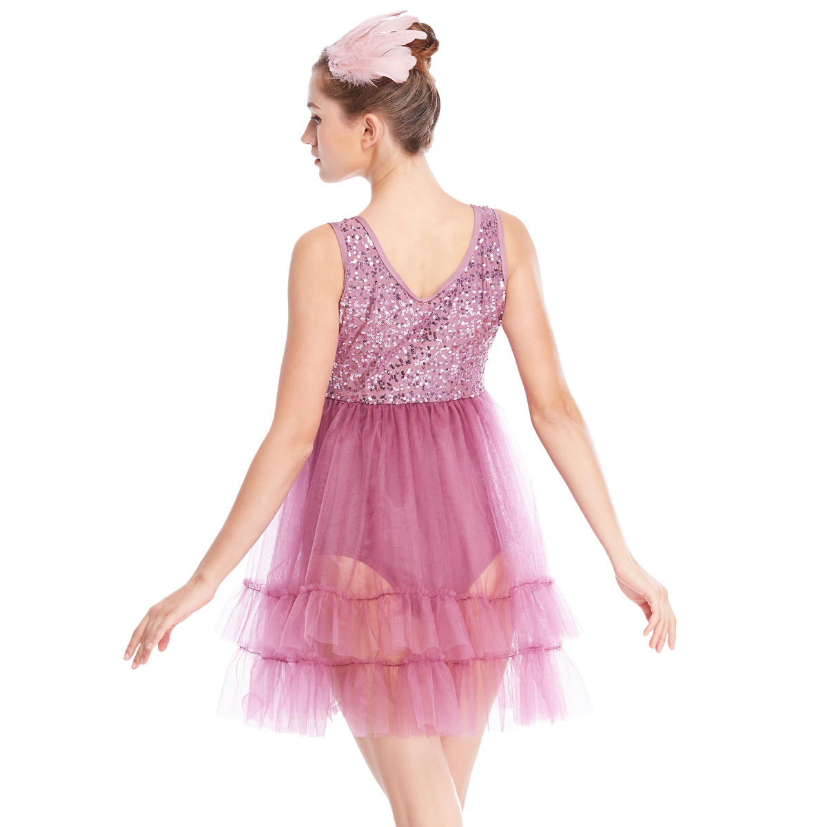 MiDee Contemporary Dance Costumes Dance Costumes Adult Ballet Dress