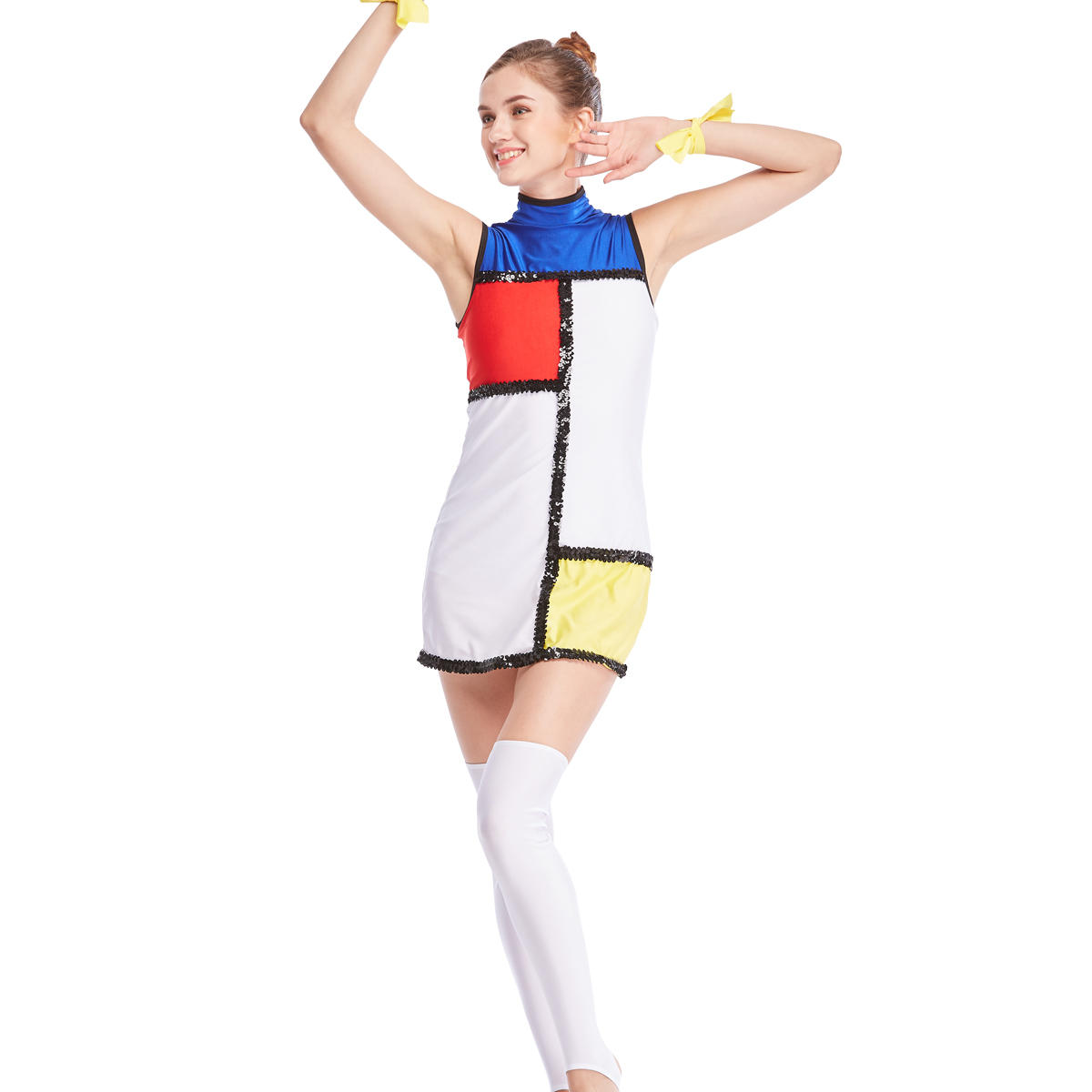 MiDee Kids Jazz Dance Leotard Costume