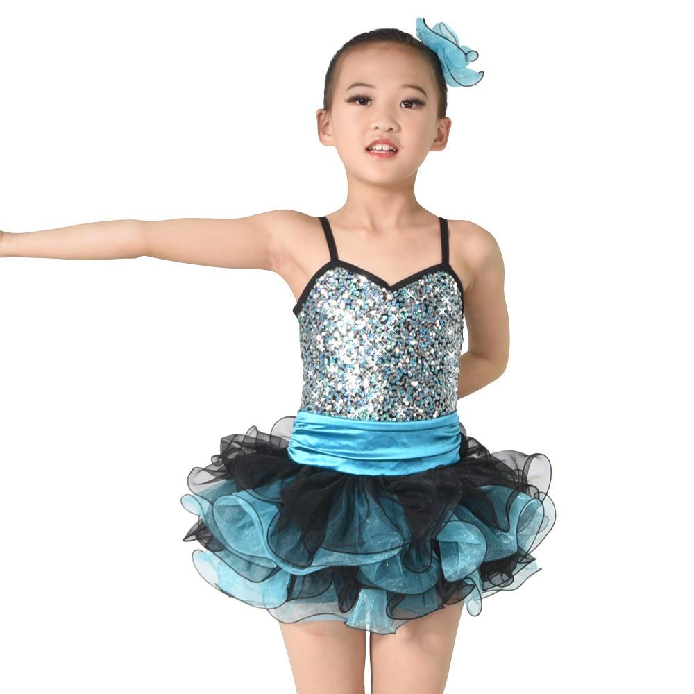 MiDee Ballroom Dance Dresses Professional Tutus Latin Dance