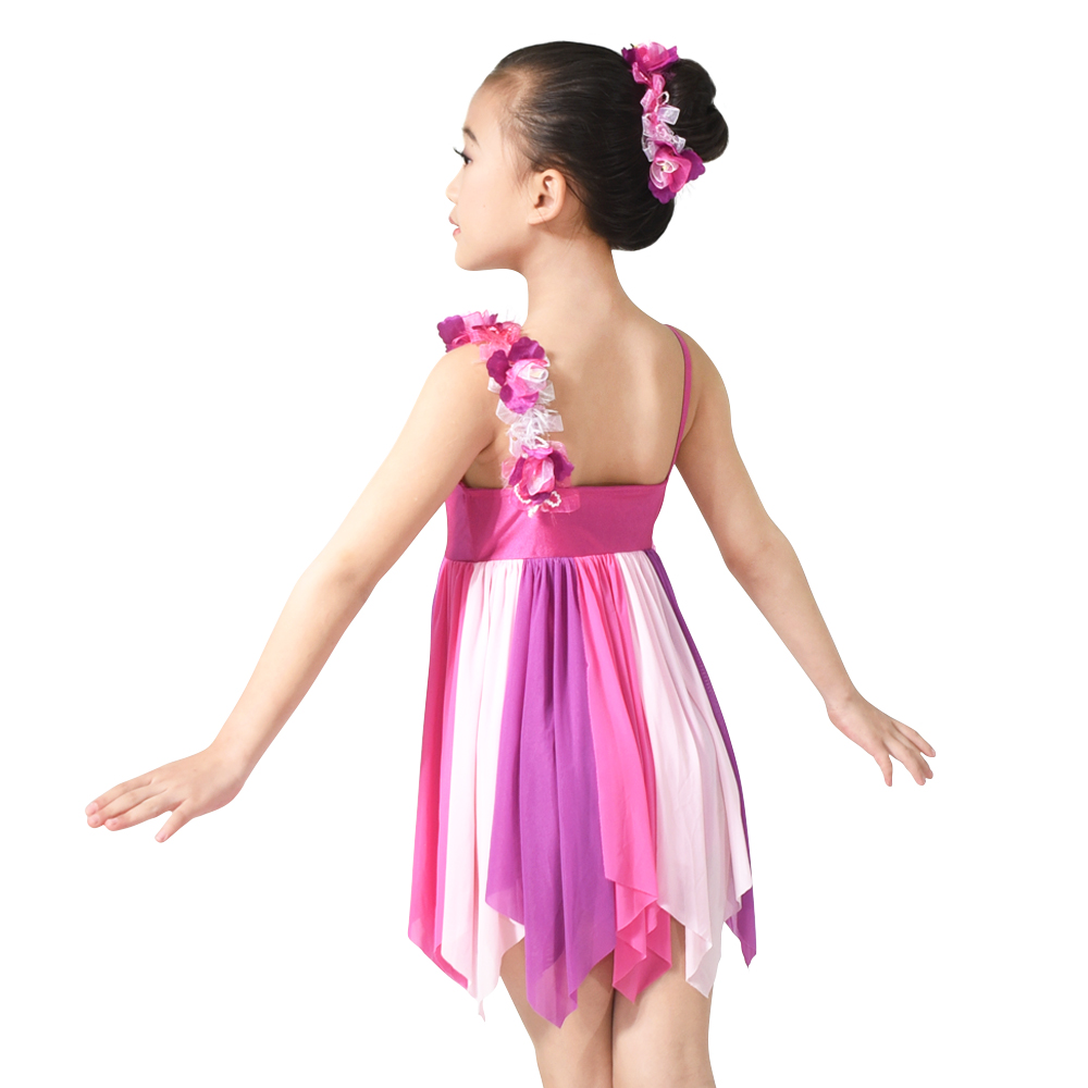 MIDEE tutus kids ballet outfit odm performance-2