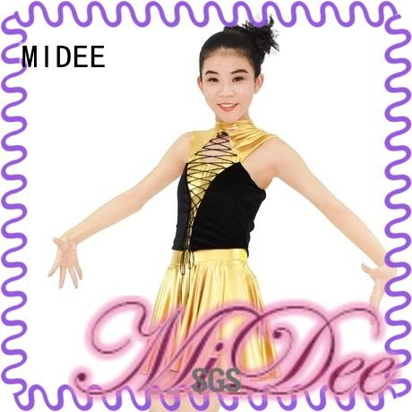 MIDEE tap jazz dance outfits manufacturer show