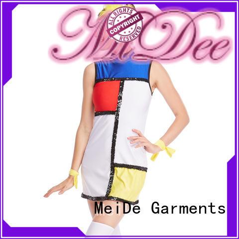 MIDEE odm girls jazz costumes customization show