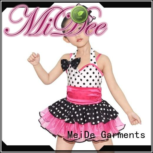 MIDEE anti-wear womens ballet costumes factory price show