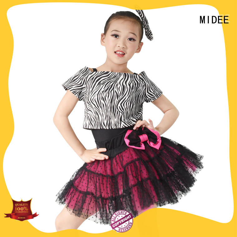 MIDEE adjustable ballet dress factory price competition