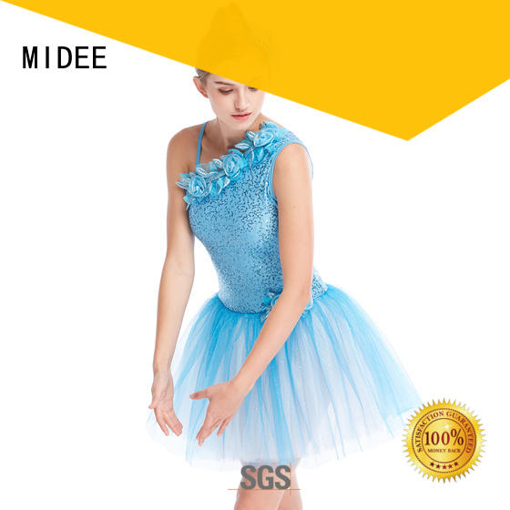 MIDEE long ballet wear factory price dance school