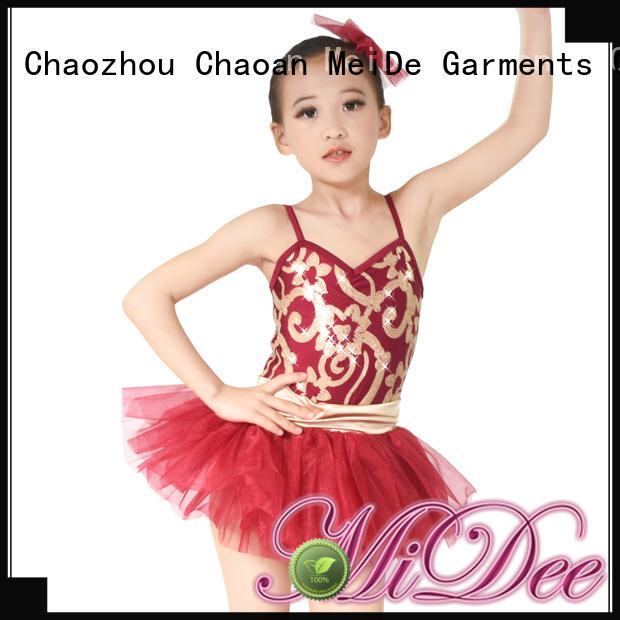 Breathable dance costume supplier events