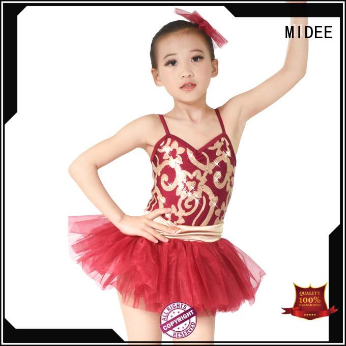 Breathable dance costume buy now school