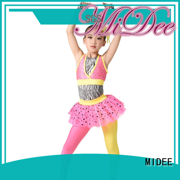 MIDEE comfortable womens ballet leotards odm dancer