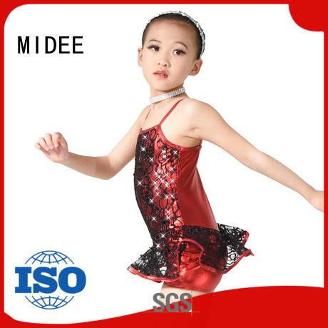 odm latin dance costumes bow manufacturer dancer